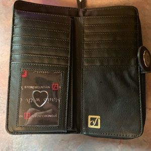 Stone Mountain Accessories Bags - Stone Mountain large wallet